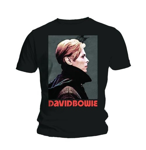 T-Shirt David Bowie Low Portrait