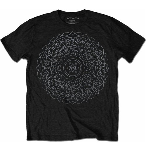 Bring Me The Horizon  T-Shirt für Männer - Design: Kaleidoscope