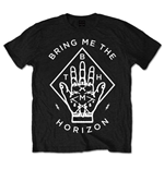 T-Shirt Bring Me The Horizon Diamond Hand