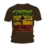 T-Shirt Bob Marley Movement