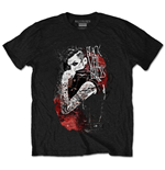 T-Shirt Black Veil Brides Inferno
