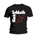T-Shirt Black Sabbath  185896