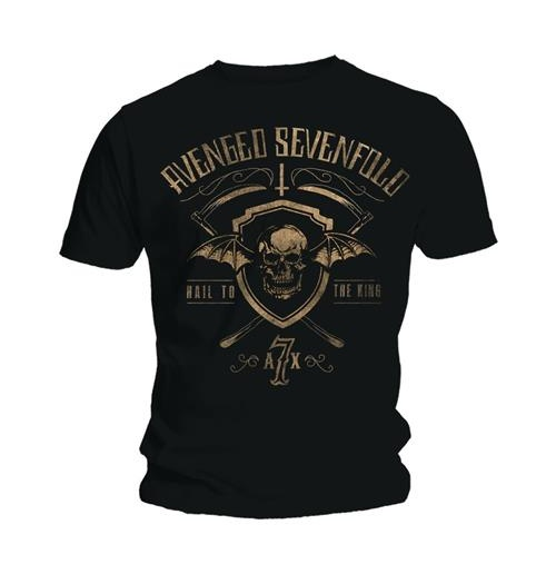 T-Shirt Avenged Sevenfold Shield and Sickle