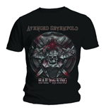Avenged Sevenfold T-Shirt für Männer - Design: Battle Armour