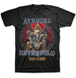 Avenged Sevenfold T-Shirt für Männer - Design: Deadly Rule