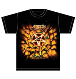 Anthrax T-Shirt für Männer - Design: Worship Music