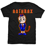 T-Shirt Anthrax 185958