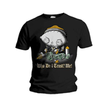 T-Shirt Family Guy Stewie Trust