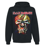 Iron Maiden Sweatshirt unisex - Design: Final Frontier Big Head