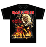 T-Shirt Iron Maiden Number of the Beast Graphic
