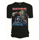 T-Shirt Iron Maiden Final Frontier Album