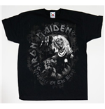 T-Shirt Iron Maiden 186089
