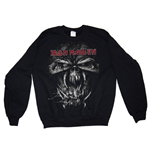 Iron Maiden Sweatshirt für Männer - Design: Final Frontier Eddie