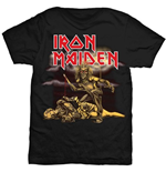 Iron Maiden T-Shirt für Frauen - Design: Slasher