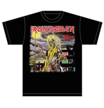 T-Shirt Iron Maiden:  Killers Cover