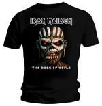 T-Shirt Iron Maiden: Bok of Souls