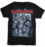 T-Shirt Iron Maiden Nine Eddies