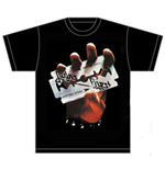 Judas Priest T-Shirt für Männer - Design: British Steel