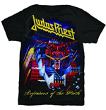 Judas Priest T-Shirt für Männer - Design: Defender of the Faith