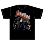 T-Shirt Judas Priest:  Unleashed Version 2' für Männer