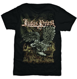 Judas Priest T-Shirt unisex - Design: Sad Wings