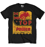 T-Shirt ZZ Top  Speed Oil
