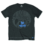 T-Shirt Woodstock Surround Yourself