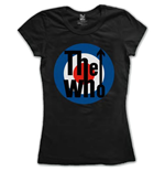 T-Shirt The Who Target Classic fur Frauen