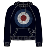 The Who  Sweatshirt unisex - Design: Target Distressed