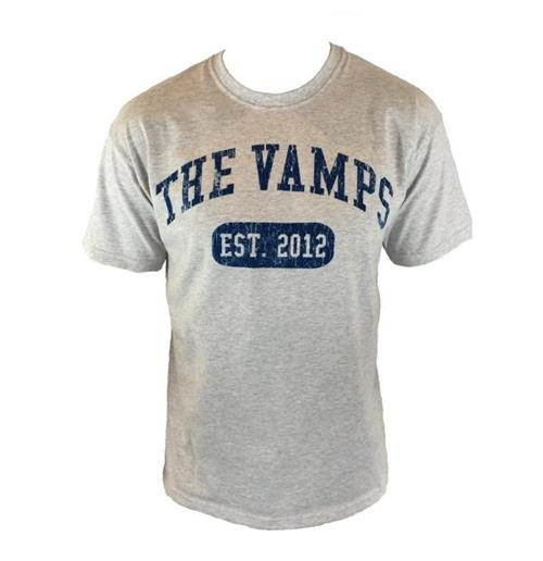 T-Shirt The Vamps Frauen