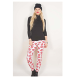 Leggings The Rolling Stones Classic Tongue Repeat