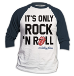 T-Shirt The Rolling Stones Only Rockn' Roll