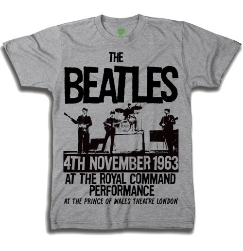 The Beatles T-Shirt für Kinde - Design: Prince of Wales Theatre
