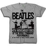 T-Shirt Beatles Prince of Wales Theatre