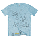 T-Shirt Beatles Bubbles