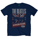 T-Shirt Beatles Liverpool England 1962