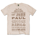 T-Shirt Beatles 186471