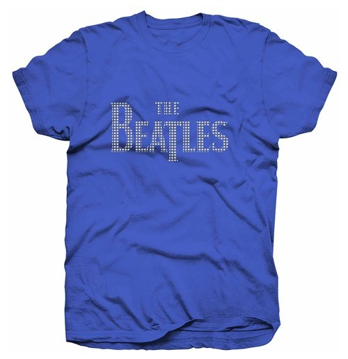 The Beatles T-Shirt für Frauen - Design: Drop T Logo