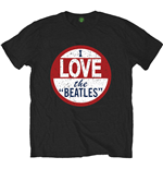 T-Shirt Beatles I love The Beatles