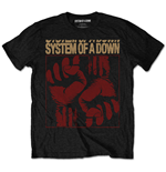 T-Shirt System of a Down 186546