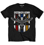T-Shirt System of a Down Eagle Colours