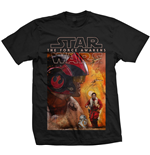 T-Shirt Star Wars 186557