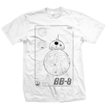 T-Shirt Star Wars 186583