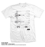 T-Shirt Star Wars 186588