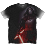 T-Shirt Star Wars Kylo Sid Print