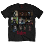 T-Shirt Slipknot Blocks