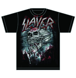 Slayer T-Shirt für Männer - Design: Demon Storm