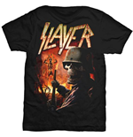Slayer T-Shirt für Männer - Design: Torch