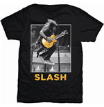 T-Shirt Slash Guitar Jump
