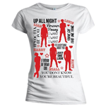 T-Shirt One Direction 186796